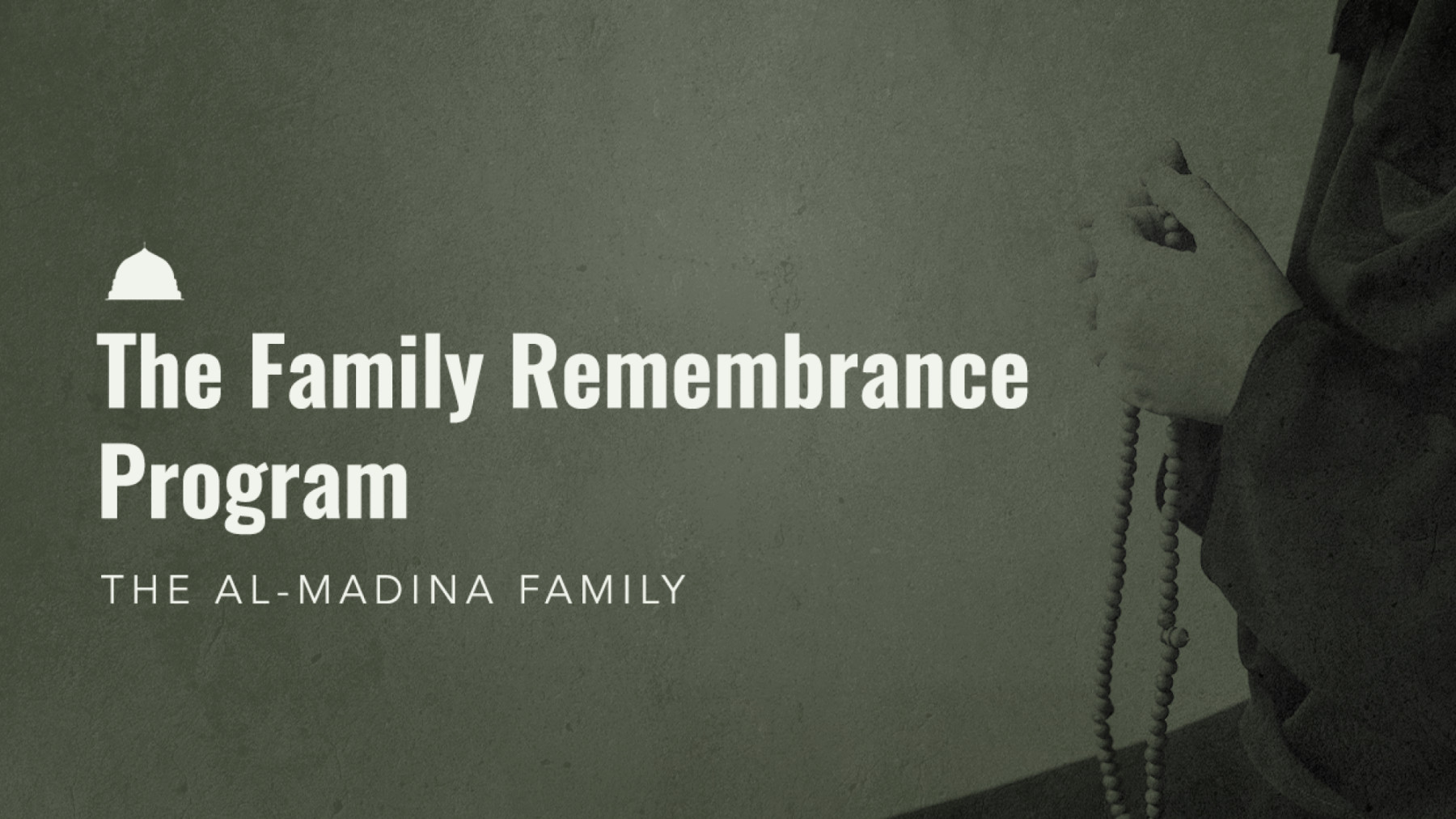 Family Remembrance THUMBNAIL 1280x720